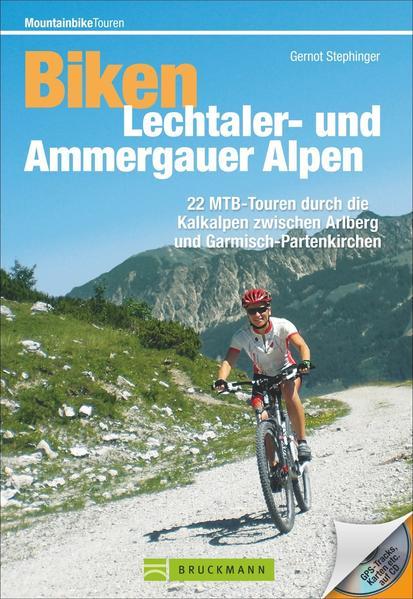 Biken Lechtaler- und Ammergauer Alpen    - Coverbild