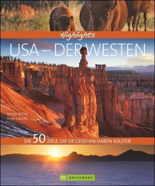 Highlights USA - Der Westen - Coverbild