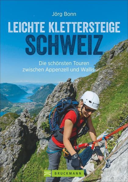 Leichte Klettersteige Schweiz - Coverbild