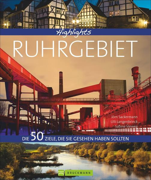 Highlights Ruhrgebiet - Coverbild