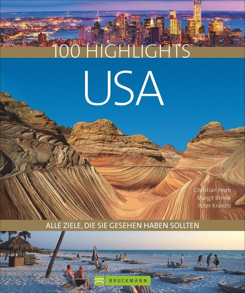 100 Highlights USA - Coverbild