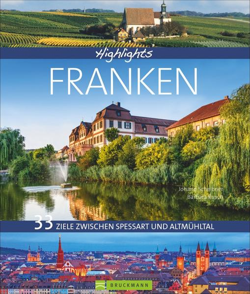 Highlights Franken - Coverbild