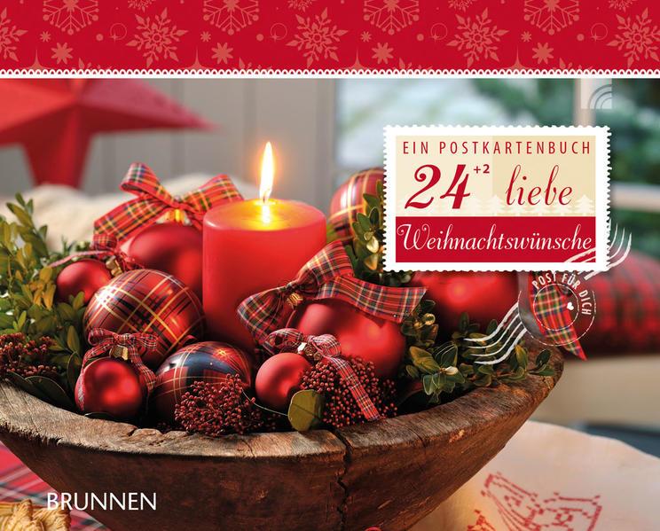 24+2 liebe Weihnachtswünsche - Coverbild