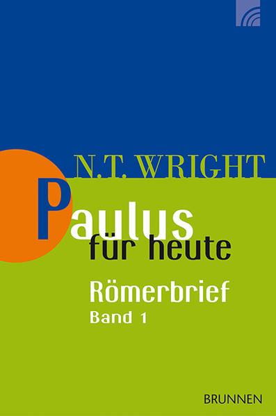 Paulus für heute: Der Römerbrief - Coverbild