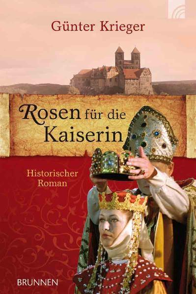 Rosen für die Kaiserin - Coverbild
