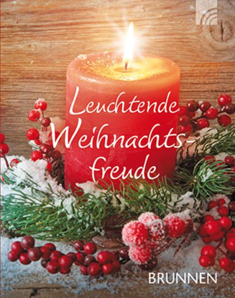 Leuchtende Weihnachtsfreude - Coverbild