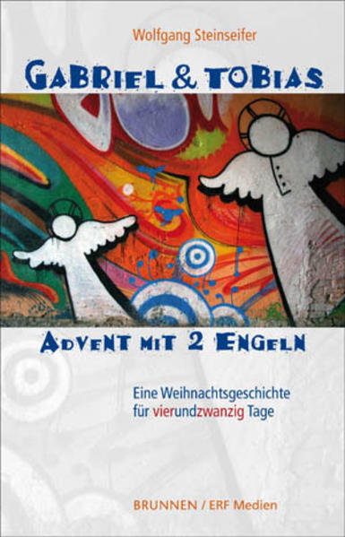 Gabriel & Tobias - Advent mit 2 Engeln - Coverbild