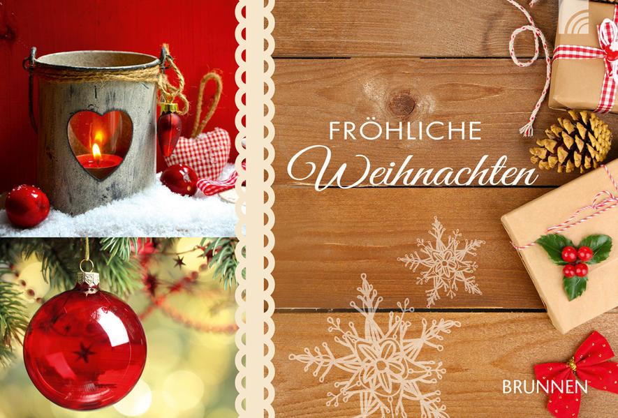 Fröhliche Weihnachten - Coverbild