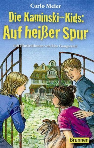 Die Kaminski-Kids: Auf heißer Spur - Coverbild