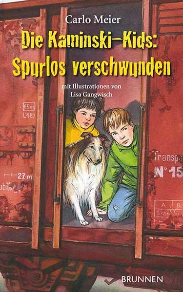 Die Kaminski-Kids: Spurlos verschwunden - Coverbild
