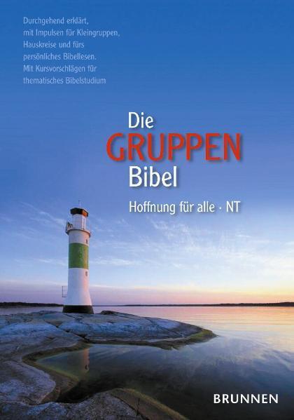 Die Gruppen Bibel - Coverbild