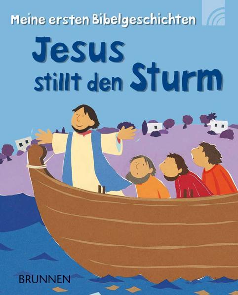 Jesus stillt den Sturm - Coverbild