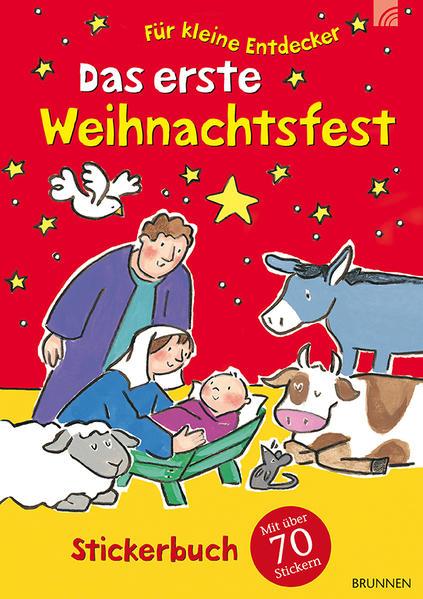 Das erster Weihnachtsfest - Coverbild