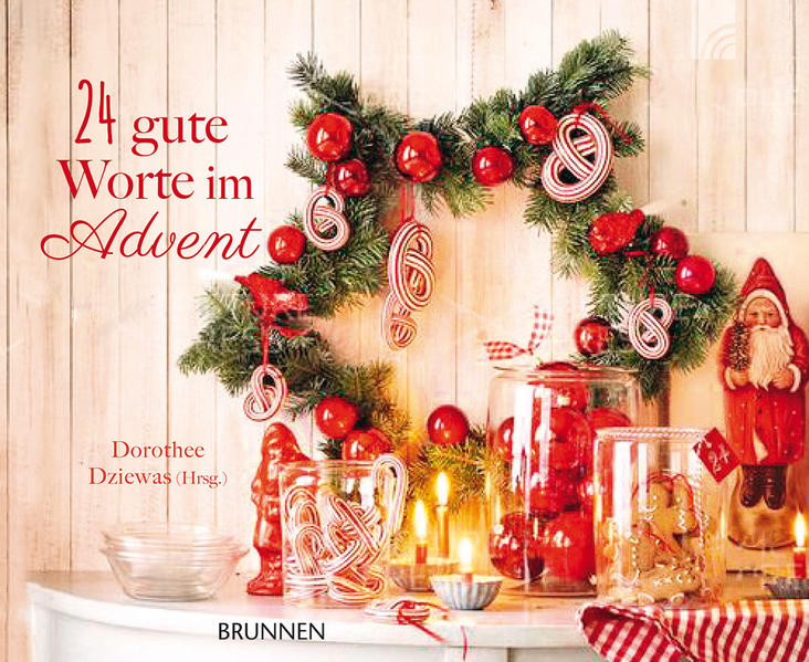 24 gute Worte im Advent - Coverbild
