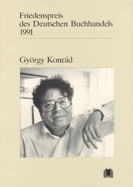 György Konrád - Coverbild
