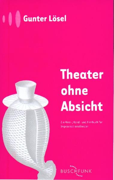 Theater ohne Absicht - Coverbild
