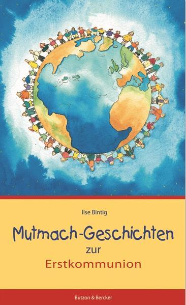Mutmach-Geschichten zur Erstkommunion - Coverbild