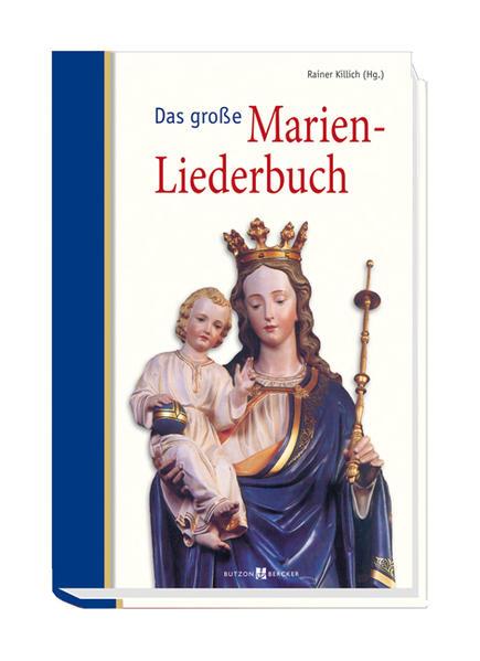 Das große Marien-Liederbuch - Coverbild