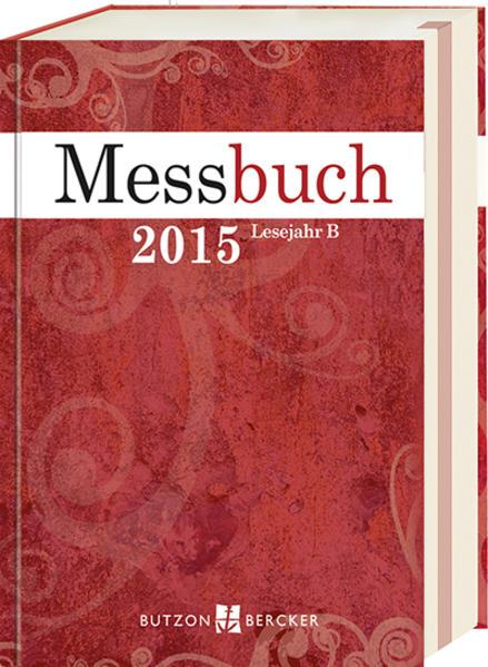 Messbuch 2015 - Coverbild