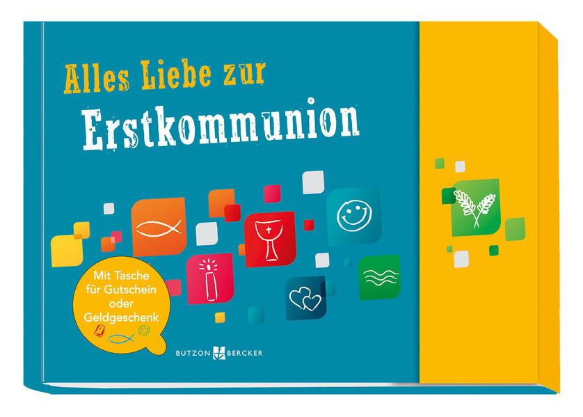 Alles Liebe zur Erstkommunion - Coverbild