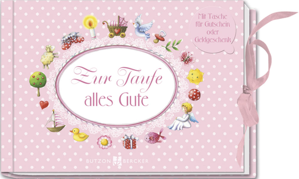 Zur Taufe alles Gute - Coverbild