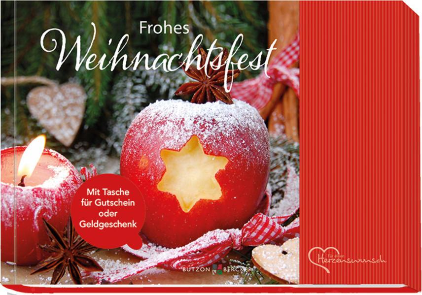 Frohes Weihnachtsfest - Coverbild