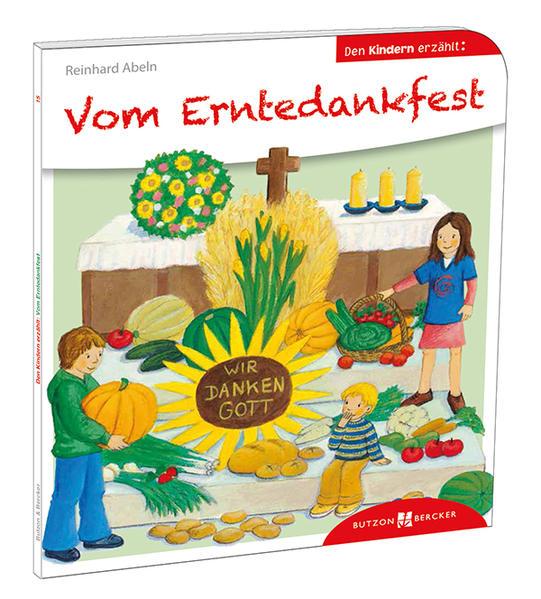Ebooks Vom Erntedankfest den Kindern erzählt Epub Herunterladen