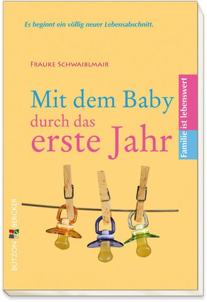 Mit dem Baby durch das erste Jahr - Coverbild