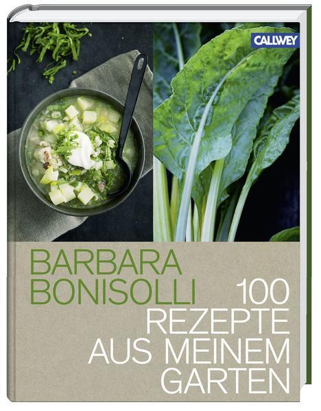 100 Rezepte aus meinem Garten - Coverbild