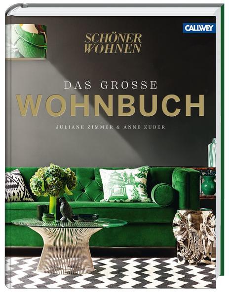 Das große Wohnbuch - Coverbild