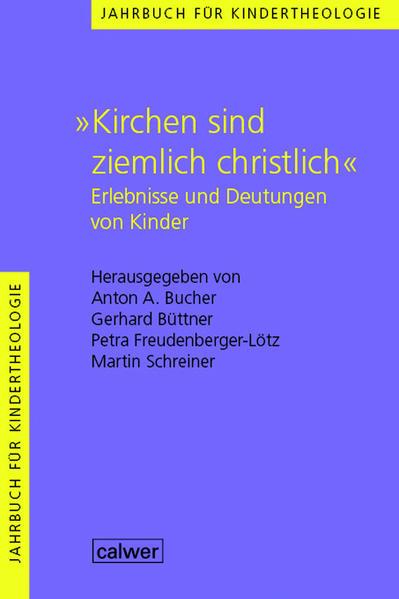 Jahrbuch für Kindertheologie /