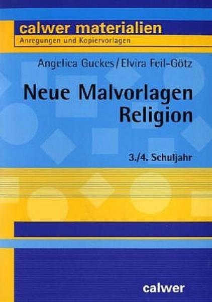 Neue Malvorlagen Religion - Coverbild