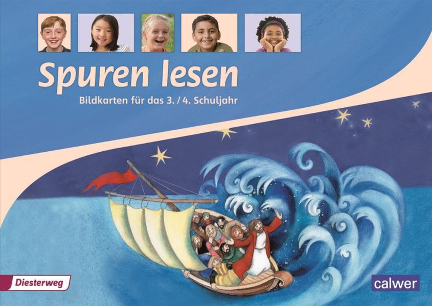 Spuren lesen Religionsbuch für das 3./4. Schuljahr - Coverbild