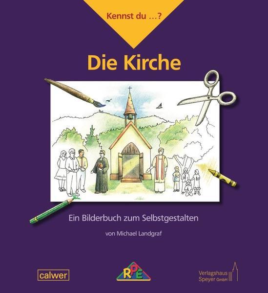 Kennst du...? Die Kirche - Coverbild