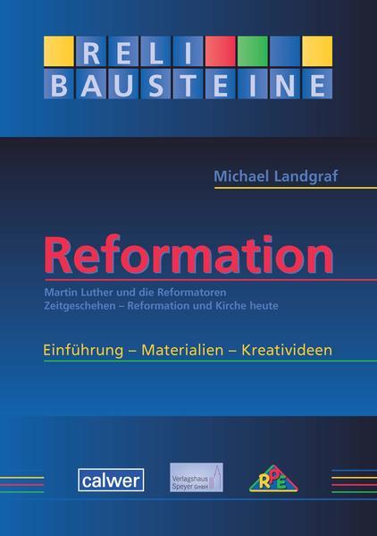 Kostenloses Epub-Buch ReliBausteine Reformation