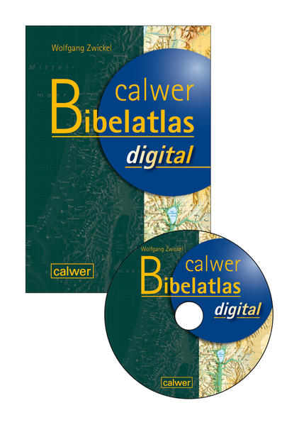 Calwer Bibelatlas digital - Coverbild