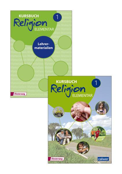 Kombi-Paket: Kursbuch Religion Elementar 1 - Coverbild