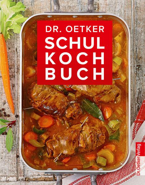 Schulkochbuch - Coverbild