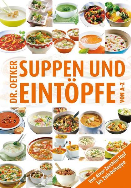 Kostenloser Download Suppen & Eintöpfe von A-Z PDF