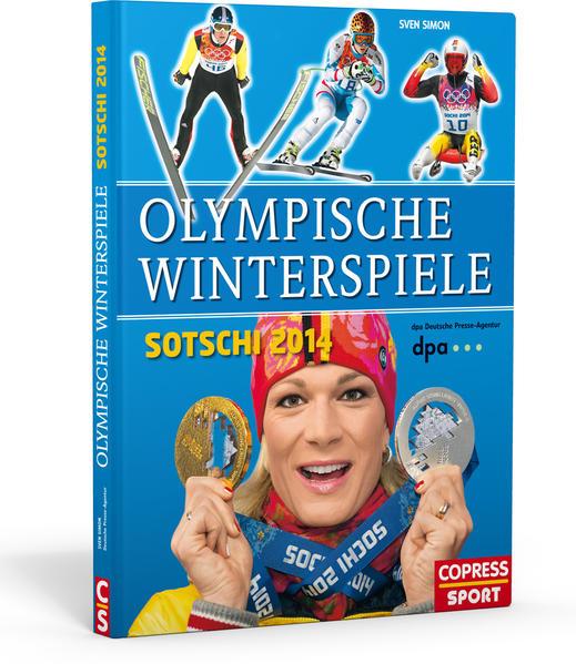 Olympische Winterspiele Sotschi 2014 - Coverbild