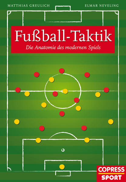 Fußball-Taktik - Coverbild