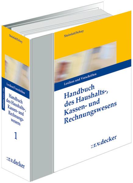 Handbuch des Haushalts-, Kassen- und Rechnungswesens - Coverbild
