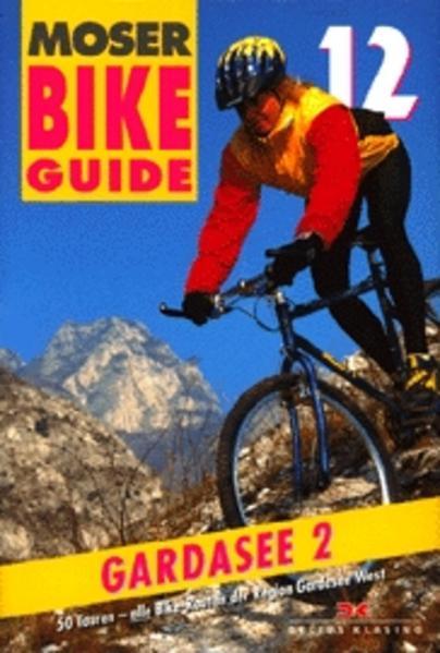 Bike Guide 12 Gardasee 2 - Coverbild