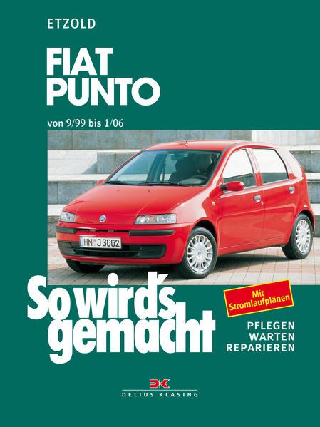 Fiat Punto 9/99-1/06 - Coverbild