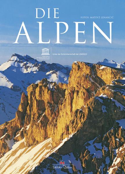 Die Alpen - Coverbild