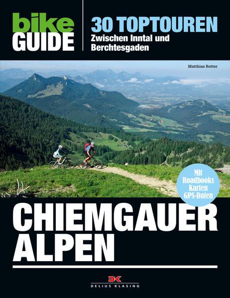 Bike Guide Chiemgauer Alpen Laden Sie PDF-Ebooks Herunter