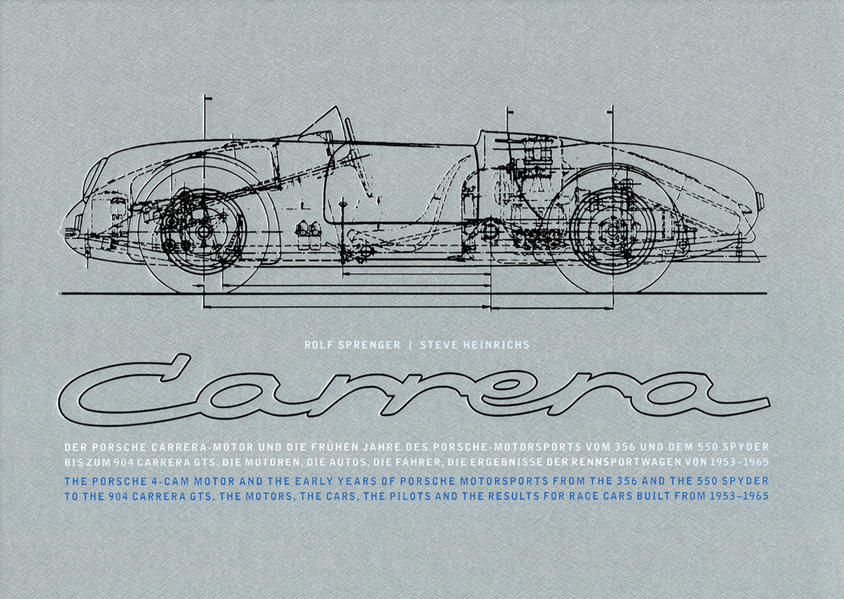 Porsche Carrera - Coverbild