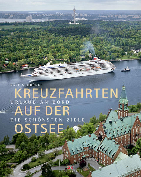 Kreuzfahrten auf der Ostsee - Coverbild