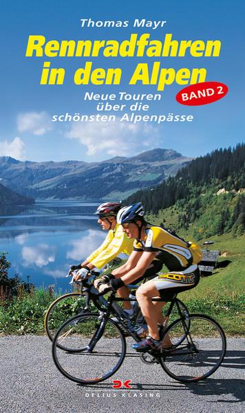 Rennradfahren in den Alpen, Bd. 2 - Coverbild