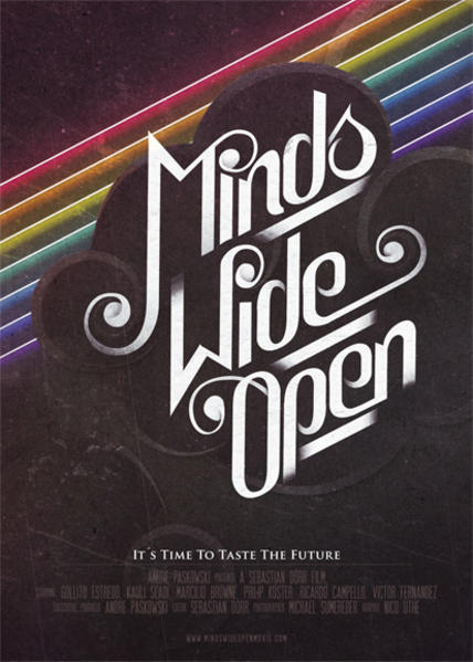 Minds Wide Open - Coverbild